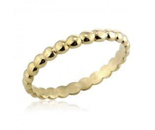טבעת נישואין כדורית