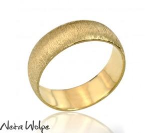 טבעת נישואין רטרו
