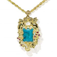Baroque Style Necklace